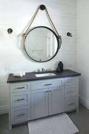 nautical mirror bathroom nautical bathroom wall mirrors best rope mirror ideas on presented