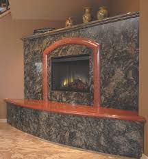 fireplace simple fireplace and stone center home decor interior