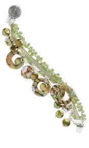jewelry design multi strand bracelet with kato polyclay
