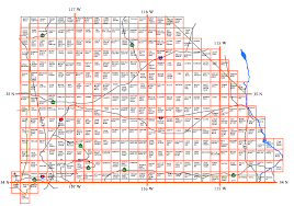 San Bernardino Ca Map Topographic Maps Of San Bernardino County California