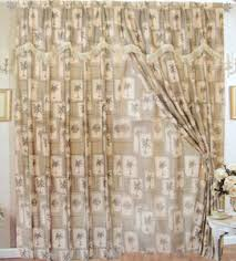 new palm tree curtains drapes beige green palms orly u0027s dream