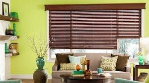 Painting Wood Blinds Wood Blinds Custom Window Wooden Blinds Blinds Com