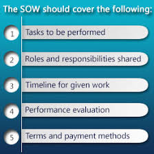 statement of work sow helps guarantee defined project