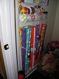 how to store wrapping paper and gift bags mrs nespy s world wrapping paper storage and organization solution