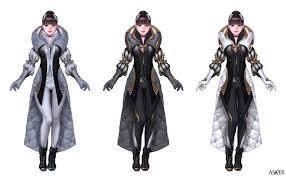 artstation u0027flare u0027 angel armor asker online woo kim