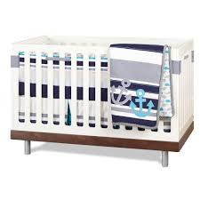 Crib Bedding Collection by Just Born High Seas Bedding Collection 3 Piece Crib Set Reviews