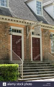 the brick house tavern duke of gloucester street colonial stock