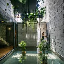 house with courtyard courtyards dezeen