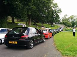 peugeot used car event the annual festival of the peugeot sport club uk 2017