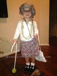 Grandma Halloween Costume Coolest Lil Granny Toddler Costume Toddler Costumes Halloween