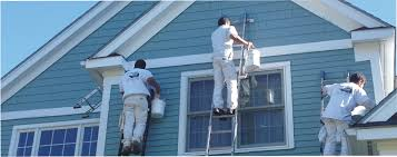 Unique House Painting Ideas by House Exterior Painting