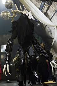 Wraith Halloween Costume Ultra Vampire Stalkaround Puppet Works Puppeteer