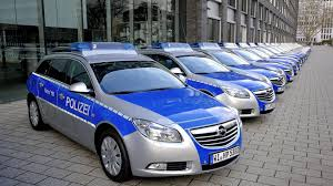 opel insignia 2010 german police unit opt for opel insignia sports tourer