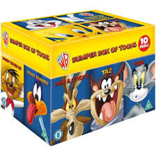 looney tunes golden collection box dvd zavvi