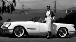 1953 corvette stingray 1953 chevrolet corvette historical footage autoweek