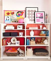 Pink Childrens Bookcase Guest Picks Storage And Styling For A Child U0027s Bookcase