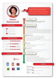 Best Infographic Resume Templates by Creative Professional Resume Design For Creative People