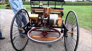 first mercedes benz 1886 monmouth county concours d u0027elegance running video of the benz