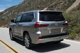 lexus large suv 2016 infiniti qx80 vs 2016 lexus lx 570 which is better