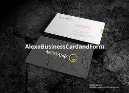 cool business card designs template alexabusinesscardandform com