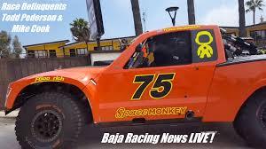 baja truck racing baja racing news live live king of baja 500 2016 may 30 to june 5