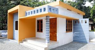 home design for 700 sq ft 2 bhk kerala style low budget home design at 700 sq ft interior