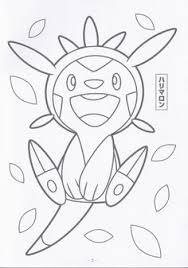 pokemon diamond pearl coloring pages dessins