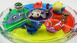 sea animals for kids to learn colors educational toy videos for
