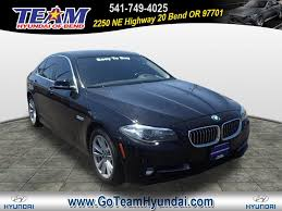 Bmw 528i Images Used 2016 Bmw 528i For Sale Bend Or Wba5a7c57gg148132 Near