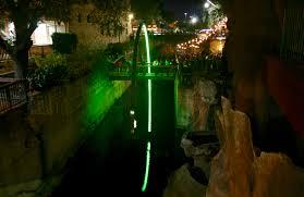waller creek light show lighting up waller at creek show 2016 towers
