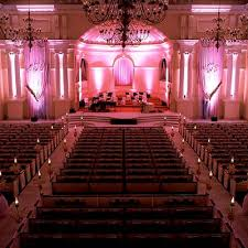 Valentine Decoration Ideas For Church by Church Wedding Ceremony I Like The Use Of Uplights Wedding