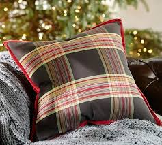 Christmas Pillows Pottery Barn 107 Best Christmas With Pottery Barn Images On Pinterest