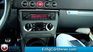 bluetooth usb with ipod u0026 aux option audi tt 2002 2006 dension