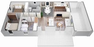 plan maison plain pied 100m2 3 chambres luxe plan de maison plain pied 3 chambres avec garage artlitude