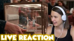 downsizing trailer reaction youtube