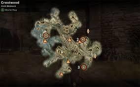 crestwood map stargazer trophy age inquisition ps4
