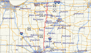 Portland Zip Codes Map by File Map Of Indiana State Road 13 Svg Wikimedia Commons