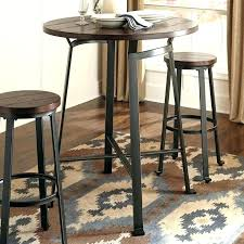 metal bar table set metal bar table flash furniture ch 2 square indoor outdoor set with