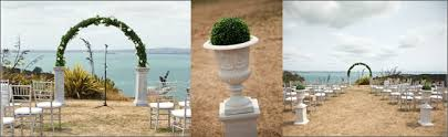 wedding arches nz wedding hire for and garden weddings auckland new zealand