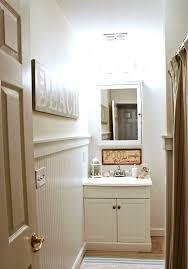 Bead Board Bathroom Beadboard Bathroom Wall U2014 Jen U0026 Joes Design Home Depot Beadboard