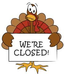 list of stores closed for thanksgiving