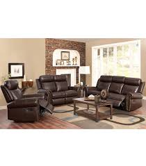 Livingroom Set by Living Room Sets Fairfax 3 Pc Leather Set