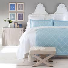 bedroom bleue pièce