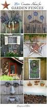 25 creative ideas for garden fences empress dirt