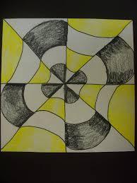 creating art optical illusions