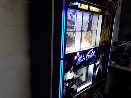nsm elvis live in las vegas cd jukebox in southside glasgow