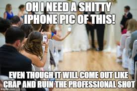 Wedding Photographer Meme - true stories of a wedding photographer album on imgur