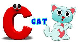 phonics letter c song kids tv nursery rhymes s01ep144 youtube