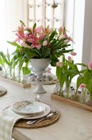 Decorate Easter Dinner Table by A Sophisticated Easter Table Inspired By The Colors Of Spring