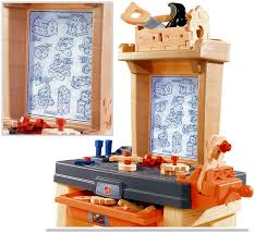 Toddler Tool Benches - step2 workbench review kids tool bench